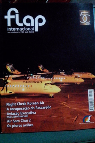 revista flap internacional nº484