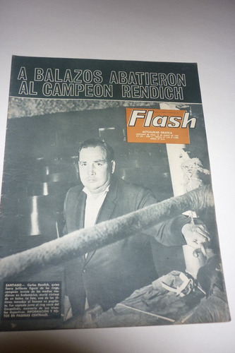 revista flash nº241-1968