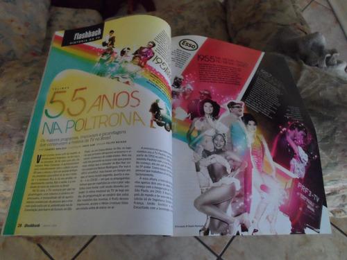 revista flashback nº 10 - raridade absoluta, nova