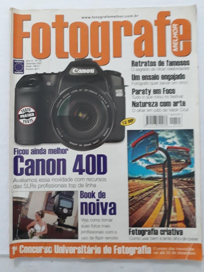 Canon 40d Book