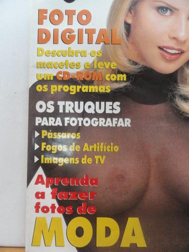 revista fotografe nº 4 - acompanha cd room