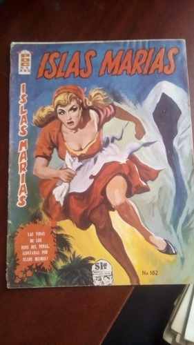 revista fotonovela islas marías no.182 del año-1966