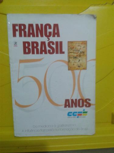 revista frança brasil 500 anos
