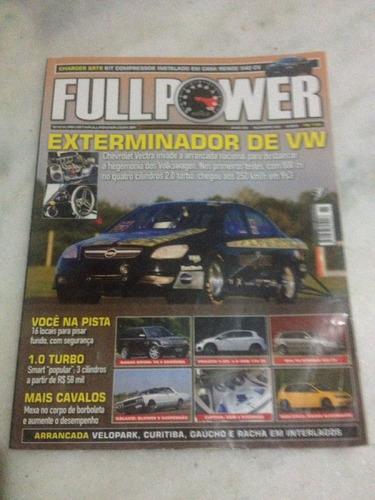 revista fullpower-exterminador de vw n 85  2009