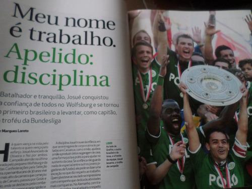 revista fut 10 premier league napoli maradona josué wolfsbur