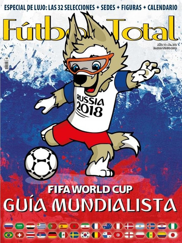 revista fútbol total -  edición 213