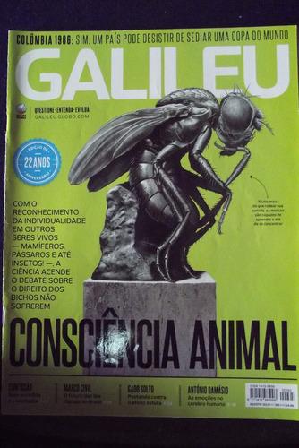 revista galileu nº2651 ano2013 -consciência animal