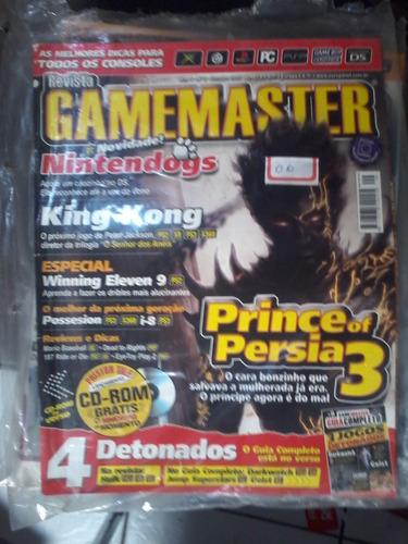 revista game over