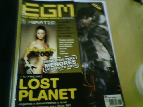 revista games egm n°60