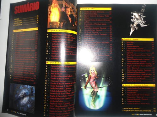 revista gamestation especial nº11 - final fantasy