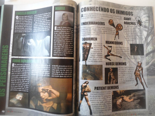 revista gamestation especial silent hill - n°9