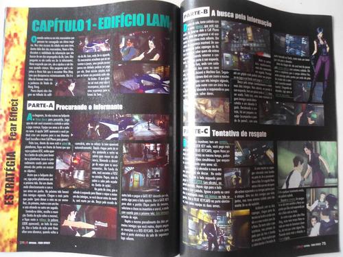 revista gamestation  fear effect nº3