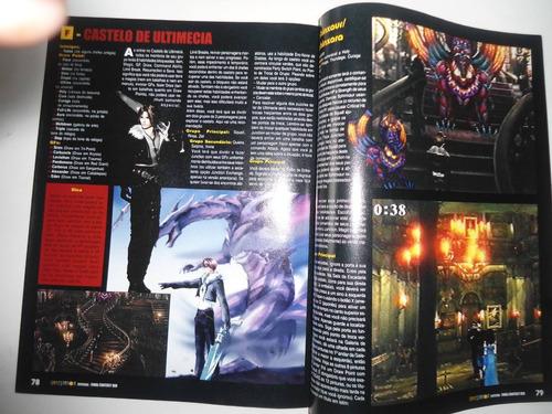revista gamestation  final fantasy 8 especial