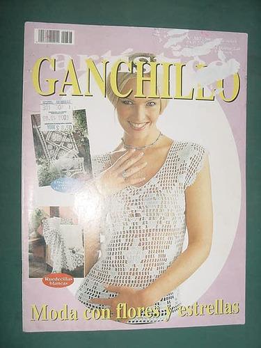 revista ganchillo artistico 307 crochet tejidos sin moldes