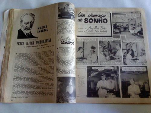 revista garôtas n°5 - fotonovela brincando com fogo!