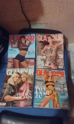 revista glamour 2016 07 unidades oferta 30 reais