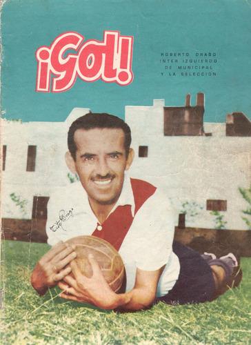 revista ¡gol! año 1 n° 30 - 19/06/1957