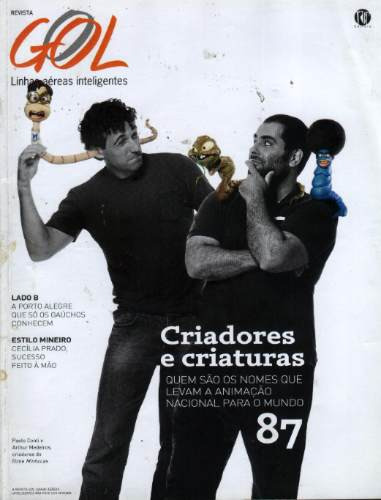 revista gol linhas aéreas - nº 87 - jun/2009