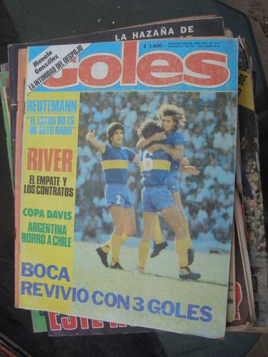 revista goles 1577 20/3/79 reutemann saccardi ferro killer