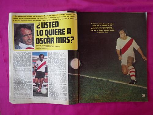 revista goles n° 1260 año 1973 carnevale wolff brindisi