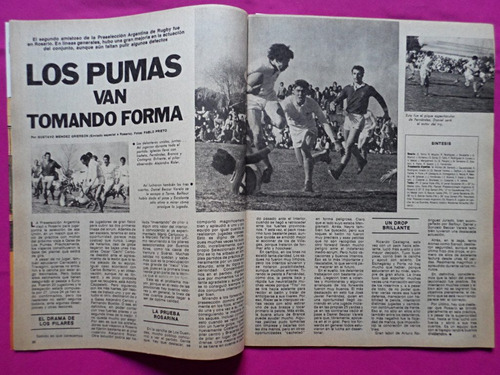 revista goles n° 1440 año 1976 argentina campeon mundial boc
