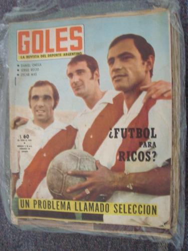 revista goles por