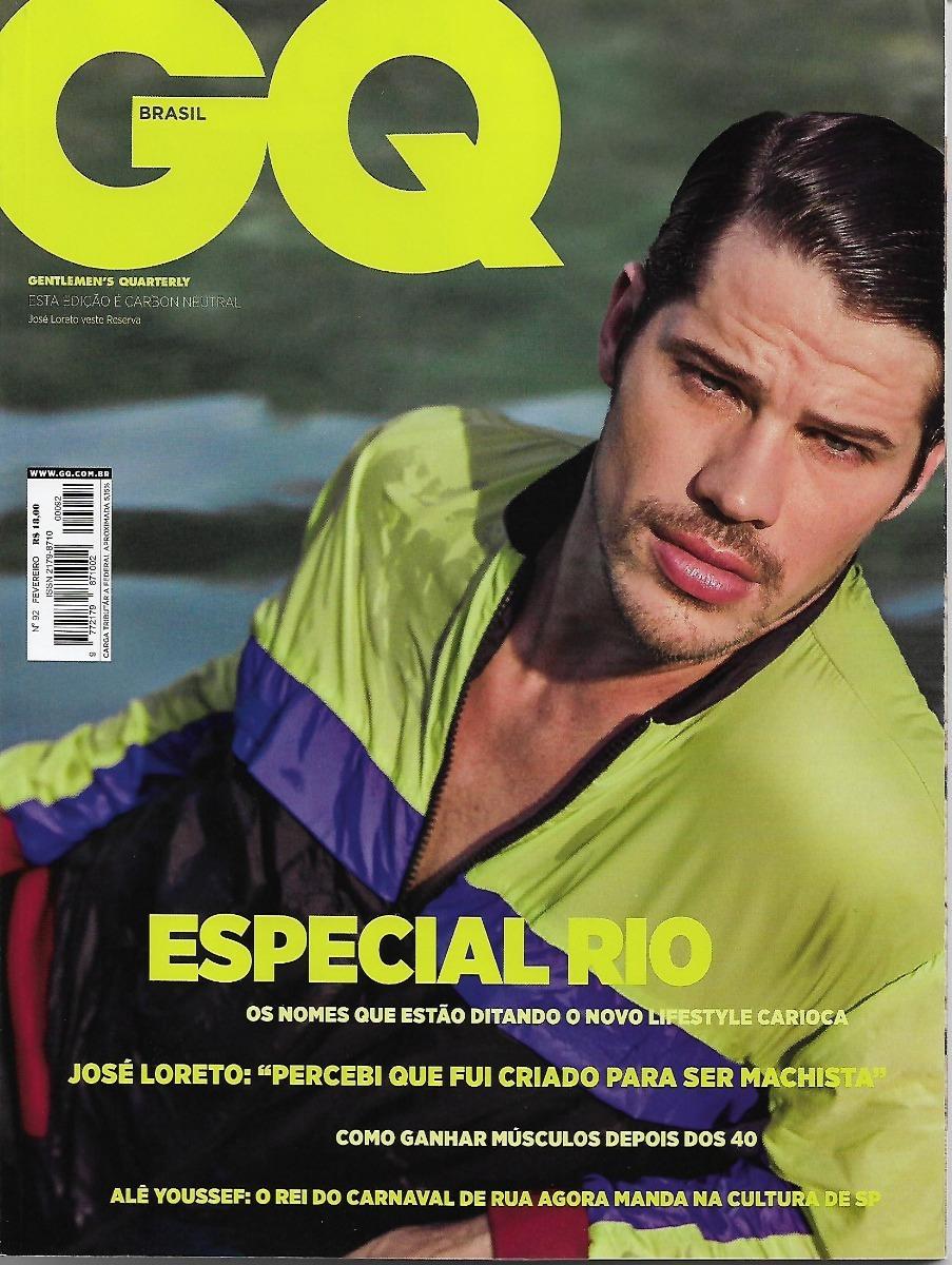 d5724b9280 revista gq brasil 92. Carregando zoom.
