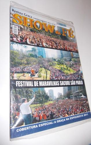 revista graça 147 festival de maravilhas sacode são paulo