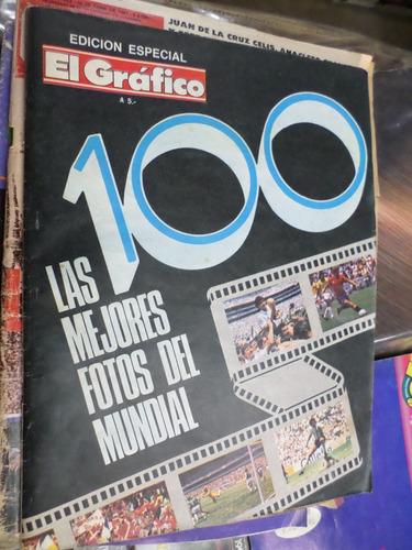 revista grafico especial n°46 las 100 mejores fotos mundial
