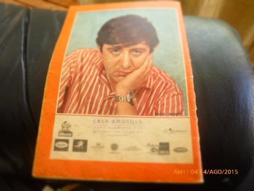 revista gran cancionero odeon  -  adamo (w21