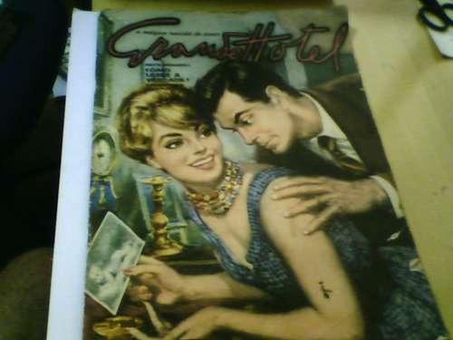 revista grande hotel n°665 1960
