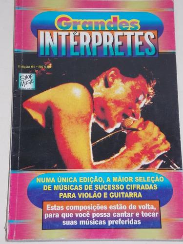 revista grandes interpretes-