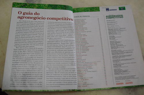 revista guia do agronegocio competitivo - ano 1 - 2003