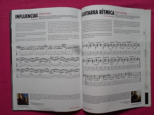 revista guitarristas y bajistas.ar nº 31 año 2012