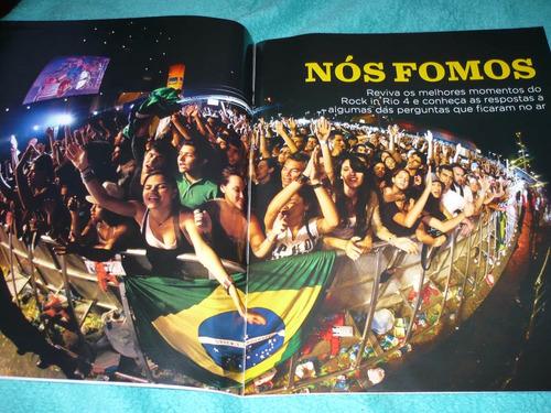 revista guns n roses billboard br axl rose rock in rio /11