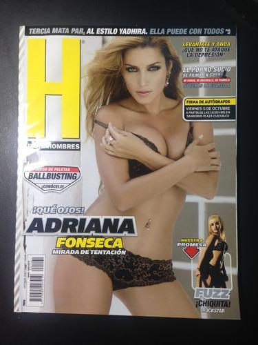 revista h adriana fonseca completa