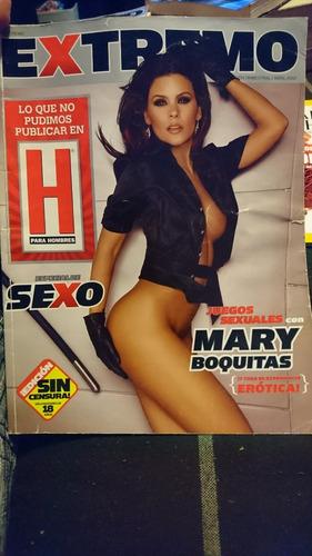 revista h extremo adultos mary boquitas