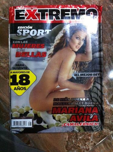 revista h extremo ( mariana avila)