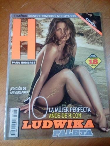 Revista H Ludwika Paleta Con Poster - $ 70.00 en Mercado Libre