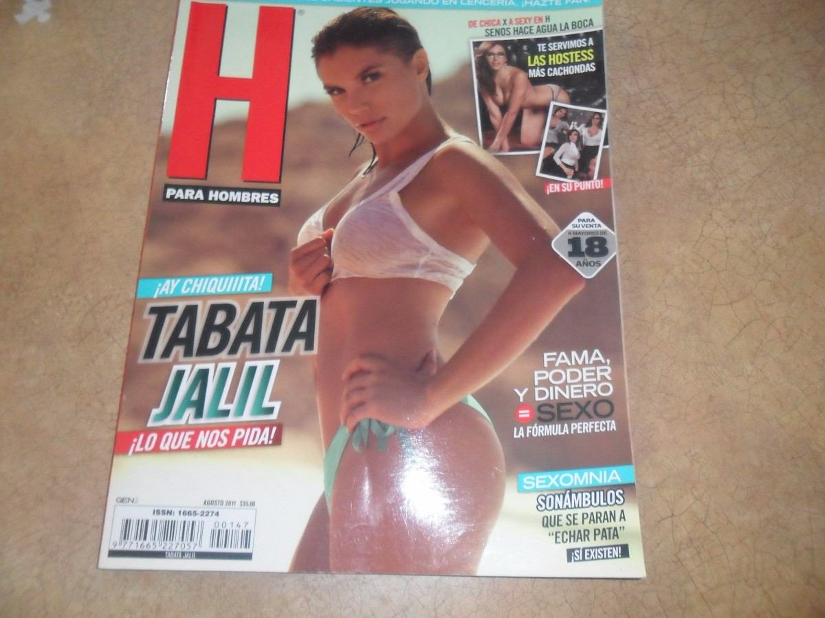 3f402baba Revista H Tabata Jalil