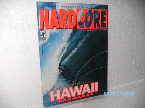 revista hardcore ano 8 mar/97 # 91 (brasilian session hawai)