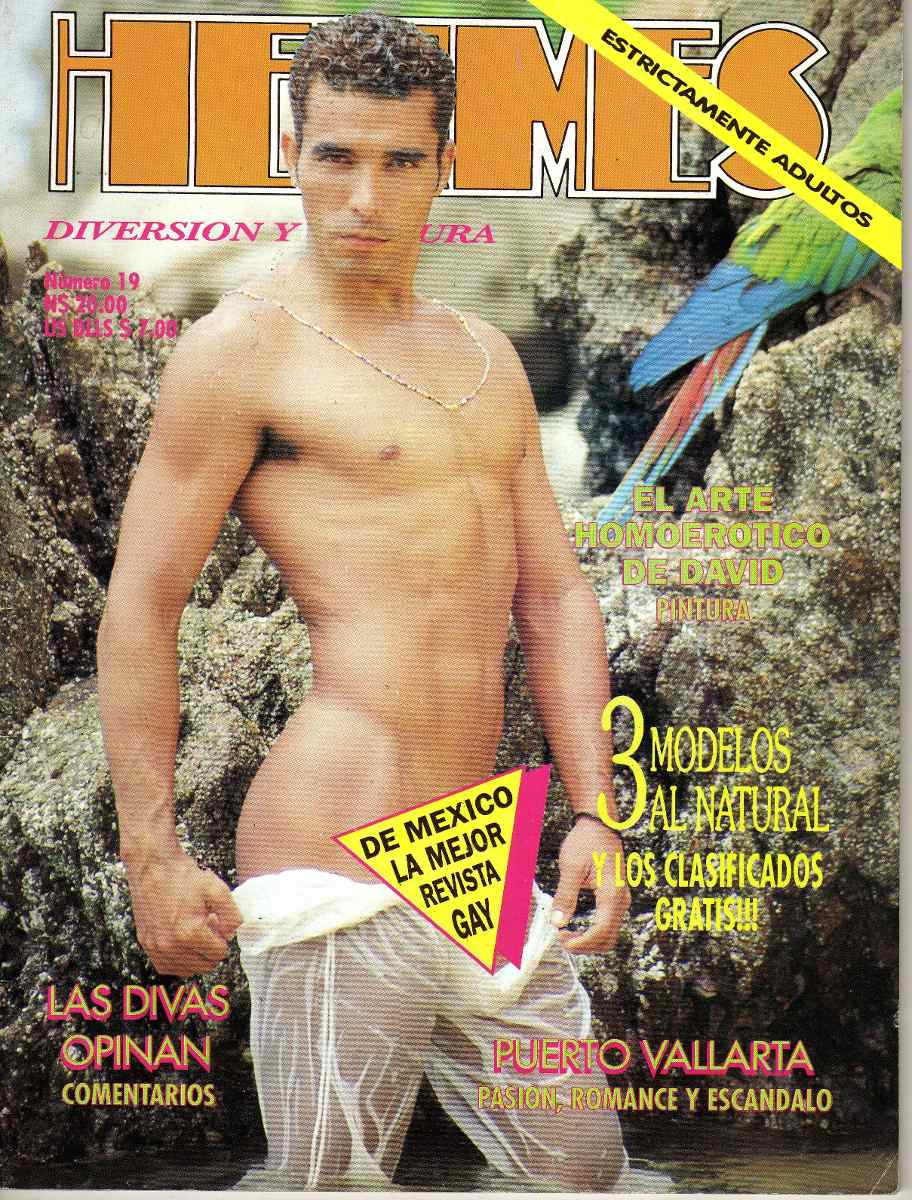 from Eden en gay mexico pornograficas revistas