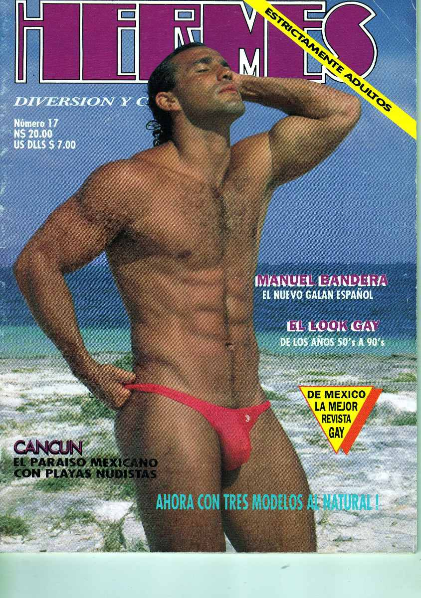 revistas gay español