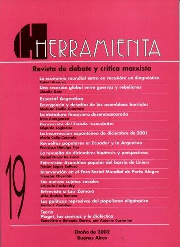 revista herramienta nº19 - otoño 2002