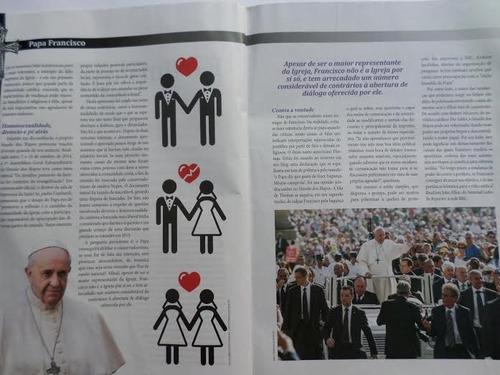 revista história em foco segredos do vaticano  edição nº 1