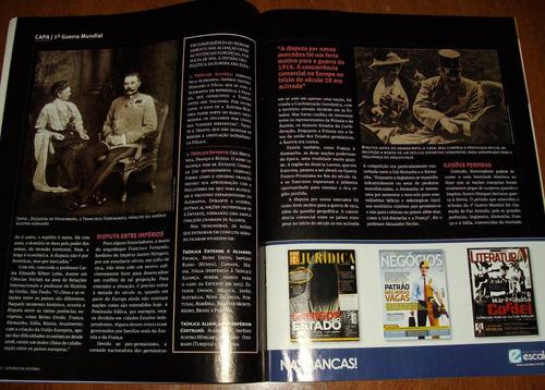 revista história primeira guerra mundial peste negra