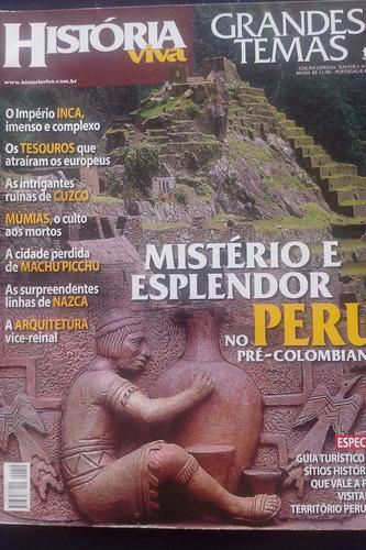 revista historia viva grandes temas edição especial nº10