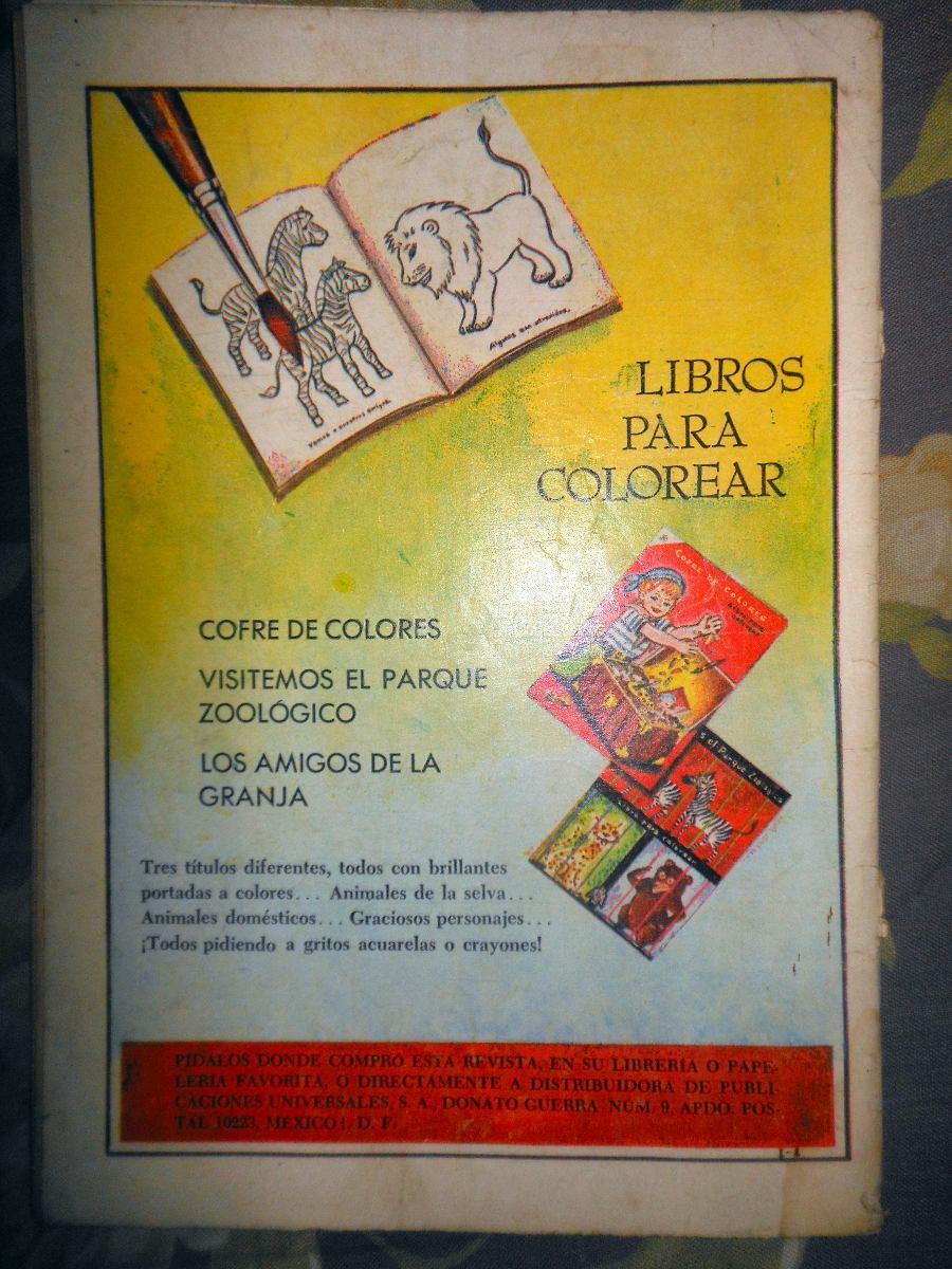 42b2447ece32 Revista Historietas El Conejo De La Suerte - N°103 - Ene 59 - $ 70 ...