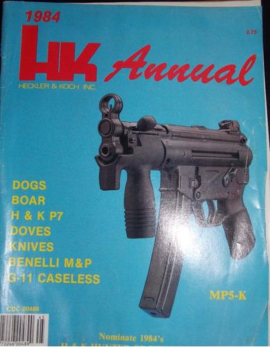 revista hk annual 1984