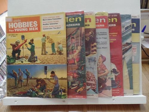 revista hobbies for young man diversos numeros importadas